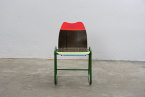 recycle_chair_Hard_work_Markus_Friedrich_Staab